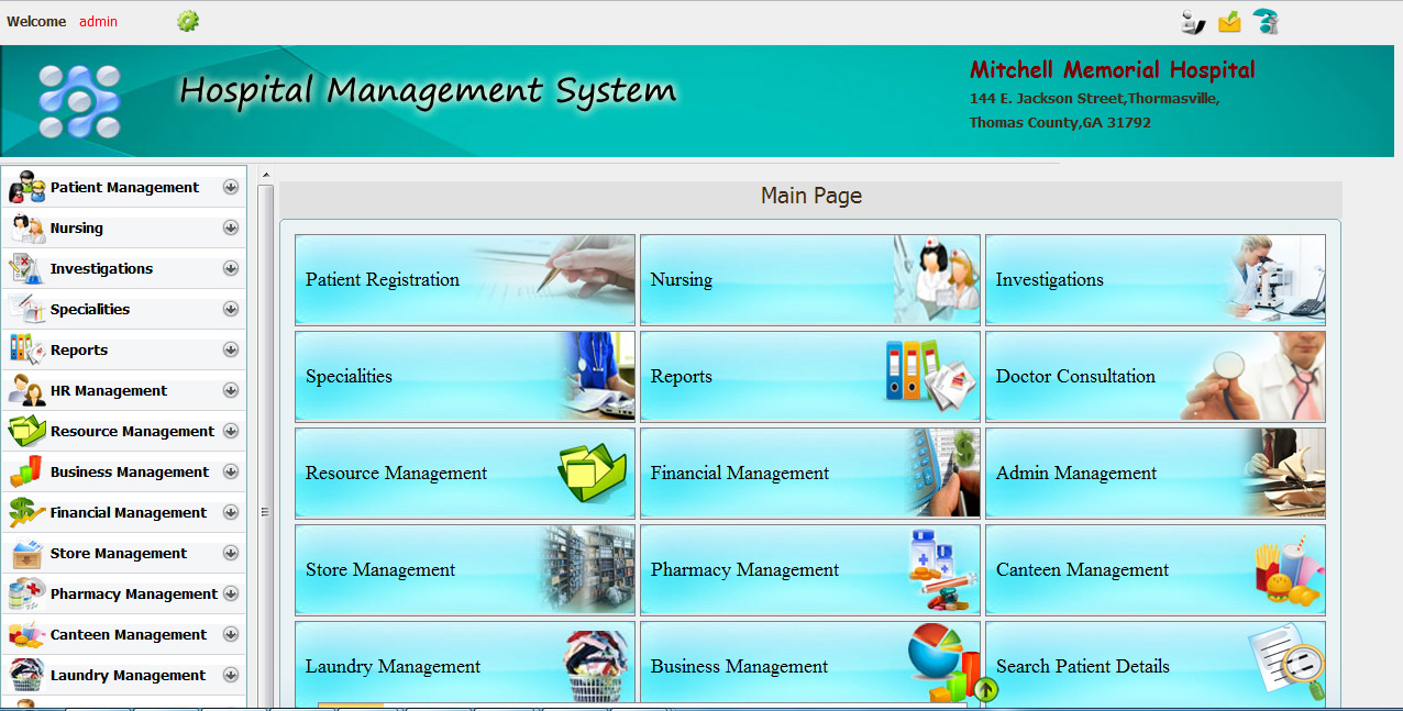 hospital management software company in dhaka bangladesh